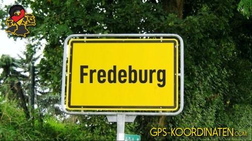 Einfahrt nach Fredeburg {von GPS-Koordinaten|mit GPS-Koordinaten.com|und Breiten- und Längengrad